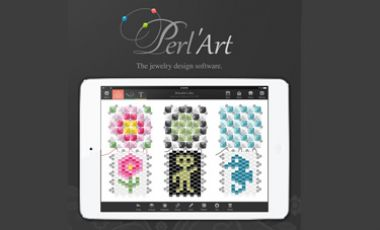 Jewellery Making App - Perl'Art Launch | Jewellery Design Made Easy