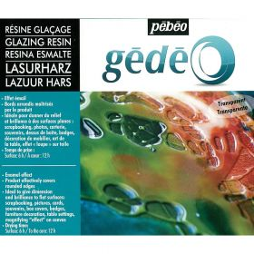 Pebeo Glazing Resin Kit