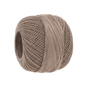 YarnArt ™ / Canarias twist / 100% Cotton / mercerized / color 0015  / brown / 20g / 203m