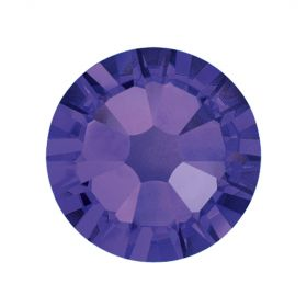 2088 Swarovski Crystal Flat Backs Non HF 7mm SS34 Purple Velvet F Pk144