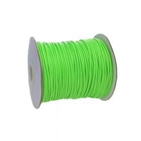 Coated twine / 2.0mm / lime / 80m