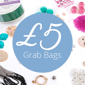 £5 Limited Edition Beads Direct Grab Bag - RRP £12.97