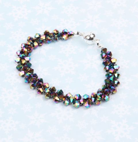 Aura Bracelet | Crafty Christmas Designs