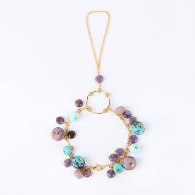 Pastel Perfection Hand Chain