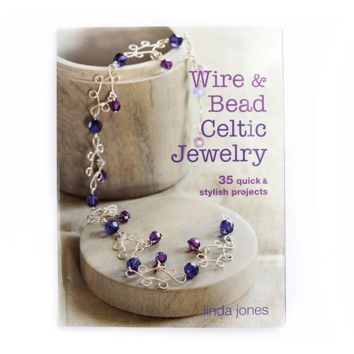 X-Wire and Bead Celtic Jewellery By Linda Jones