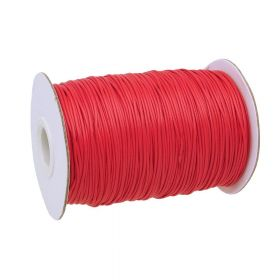Coated twine / 1.0mm / red / 160m