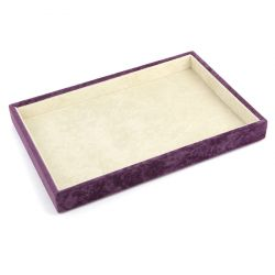 Beads Direct Bead Tray Purple and Beige 20x30cm PK1