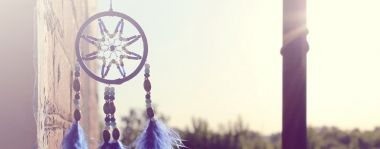 Sleep Easy with This Beaded Dream Catcher Project