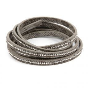 Faux Leather Cord