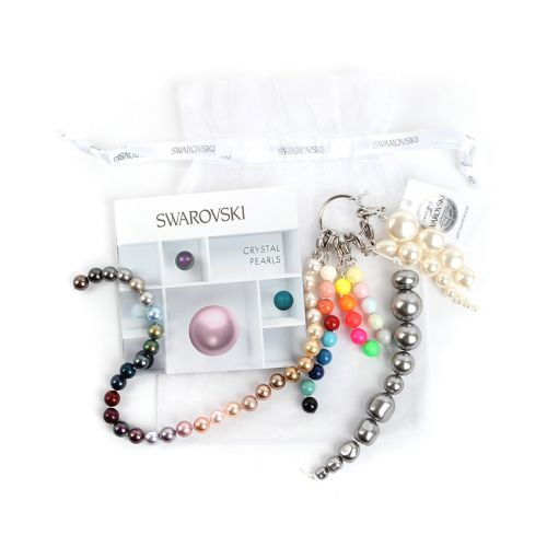 X-6988 Swarovski Crystal Glass Pearls Sales Tool All Colours