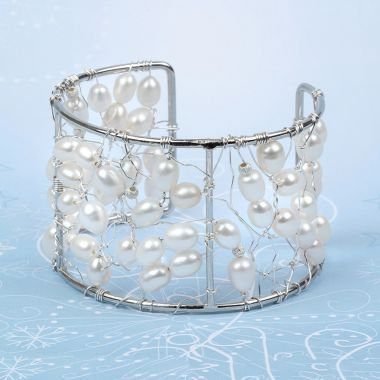 Winter Orchard Bracelet