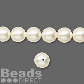 5810 Swarovski Glass Pearls 8mm Cream Pk25