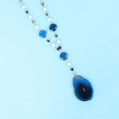 'Athena' Precious Necklace