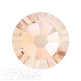 2088 Swarovski Crystal Flat Backs Non HF 7mm SS34 Silk F Pk144