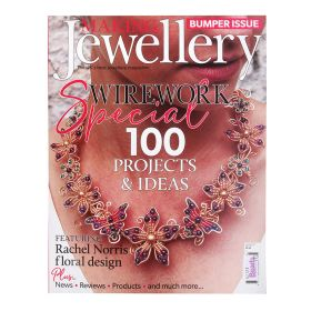Making Jewellery Magazine Issue 121 July 2018