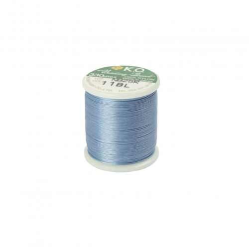 KO Beading Thread Blue 50m