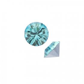 1088 Swarovski Crystal Chaton SS24 5mm Aquamarine F Pk6
