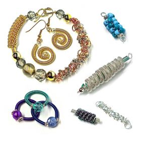 Beads Direct Coiling Gizmo Starter Kit