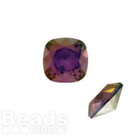 4470 Swarovski Crystal Square Fancy Stone 12mm Crystal Lilac Shadow F Pk1