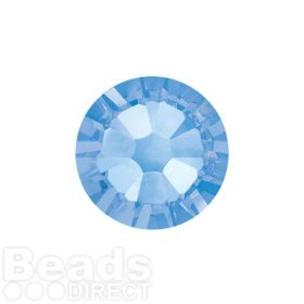 2088 Swarovski Crystal Flat Backs Non HF 4mm SS16 Light Sapphire F Pk1440