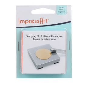 ImpressArt Small Stamp Block 5x5x5cm Pk1