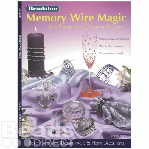 Beadalon Memory Wire Magic Book Sold Singly