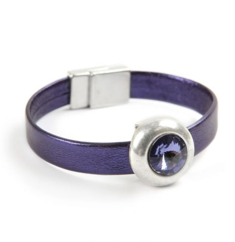 Jewel Wrap Tanzanite Bracelet