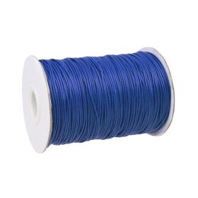 Coated twine / 1.0mm / navy blue / 160m
