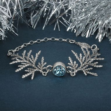 Frozen Winter Bracelet