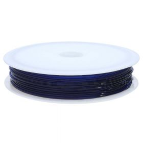 Silicone rubber / spool / 0.8mm / ink / 8m