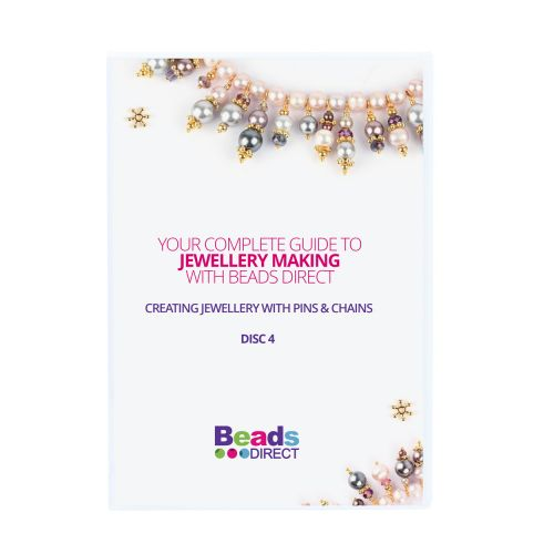 Beads Direct CD-ROM 4 Creating Jewellery with Pins and Chains