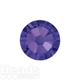 2088 Swarovski Flat Back Crystal Non HF 4mm SS16 Purple Velvet F Pk1440