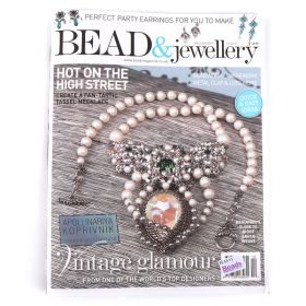 Bead and Jewellery Magazine December/January Issue 91