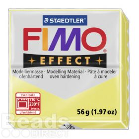 Staedtler Fimo Effect Polymer Clay Citrine 56g(1.97oz)