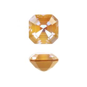 4480 Swarovski Crystal Imperial Fancy Stone 6mm Crystal Ochre DeLite Pk2