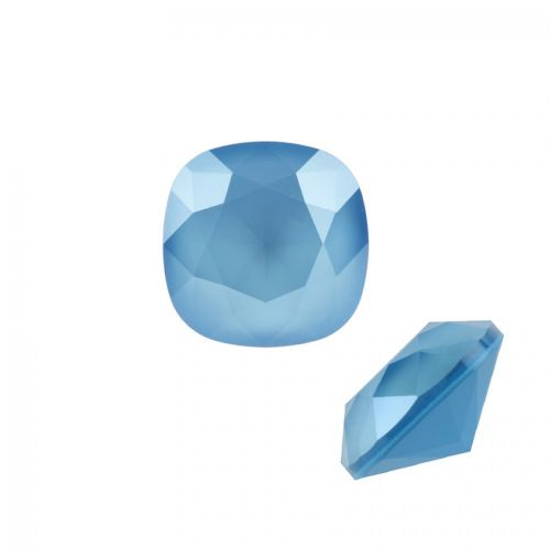 4470 Swarovski Crystal Square Fancy 12mm Crystal Summer Blue Pk1