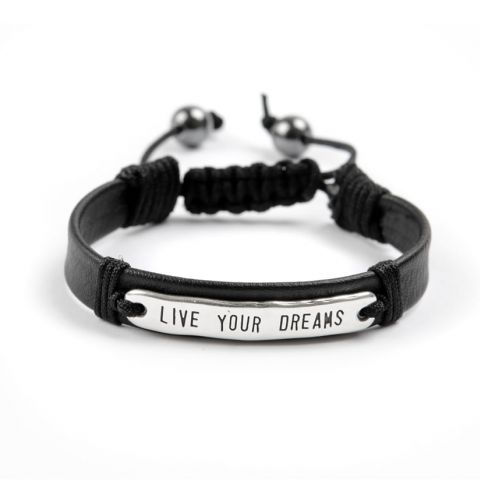 Live your Dreams Bracelet