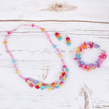 'Summer Bouquet' Jewellery Set