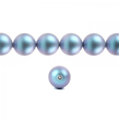 5810 Swarovski Crystal Pearls 6mm Crystal Iridescent Light Blue Pk50