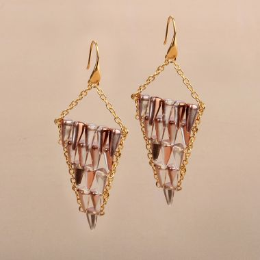 Maple Spike Earrings