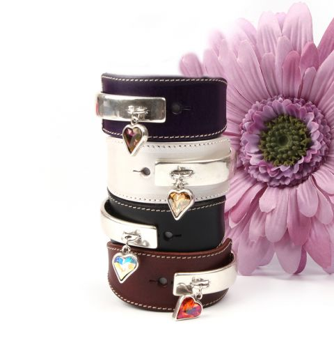 'Sweet Heart' Cuffs