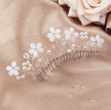 Spring Wedding Hair Piece