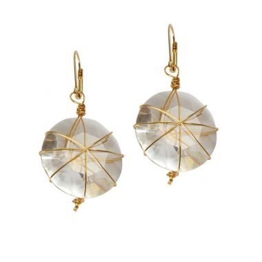 Get Beyonce's Glasto Style - Earrings