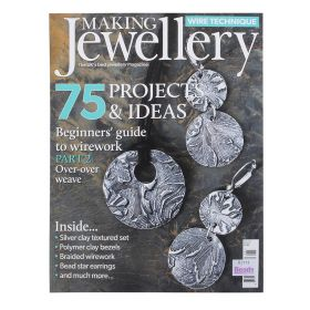 Making Jewellery Magazine Issue 118 May 2018