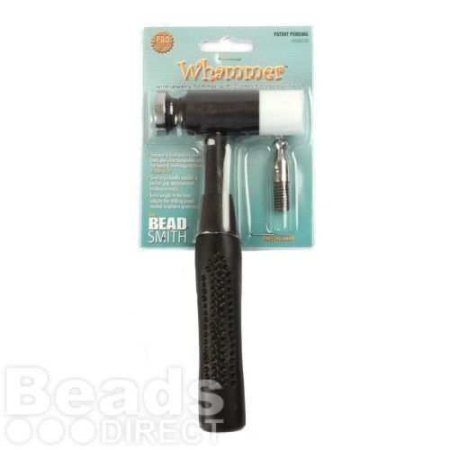 Whammer Hammer with Interchangeable Nylon/Dapping Head Pk1