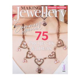 Making Jewellery Magazine Issue 120 June 2018