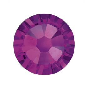 2088 Swarovski Crystal Flat Backs Non HF 7mm SS34 Amethyst F Pk144