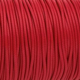 Coated twine / 2.0mm / red / 1m