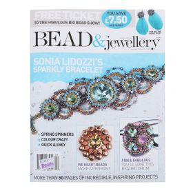 Bead and Jewellery Magazine Show Special 2018 Issue 86