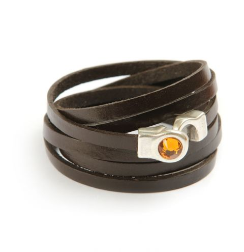 Temptation Brown Bracelet